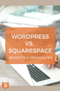Wordpress vs. Squarespace - the benefits and drawbacks of each CMS from a neutral standpoint.