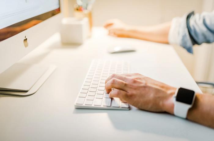 Exploring Mailchimp features online