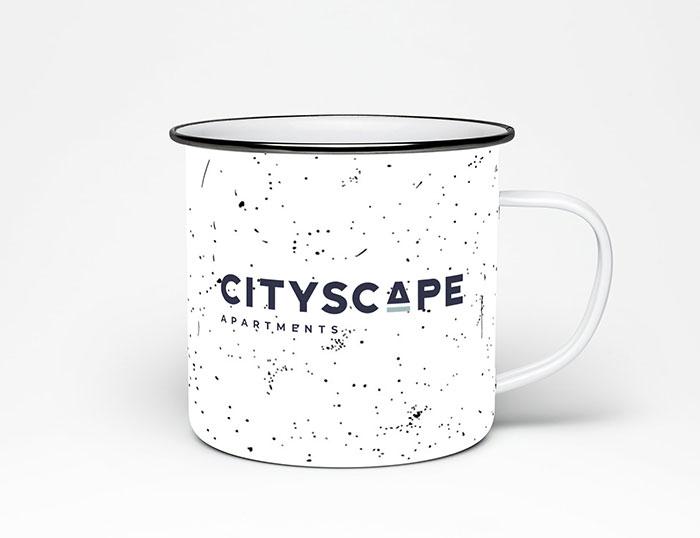 Marketing idea: Branded mug